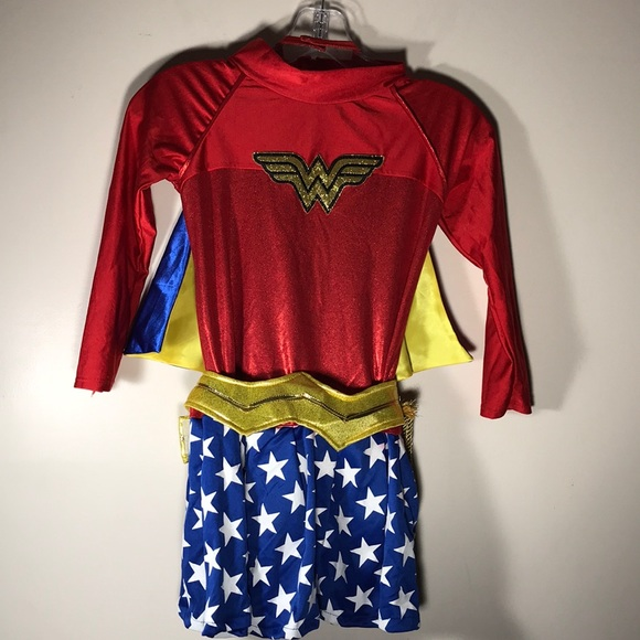 Rubie's Other - Wonder Woman costume girls size 8-10